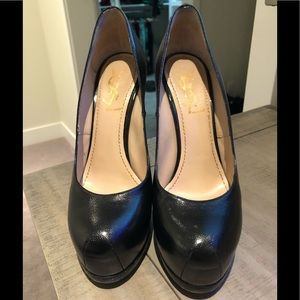 YSL Tribute Two Pumps - Discontinued Style